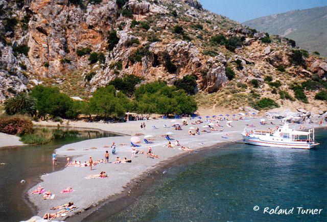 Греция: Лучшие пляжи и отели Крита